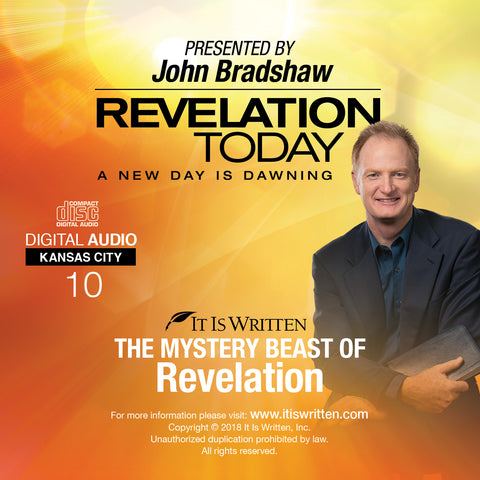 A New Day is Dawning CD #10: The Mystery Beast of Revelation