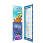 Journey Through the Bible bookmarks (English)
