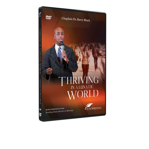 Thriving in a Lunatic World DVD