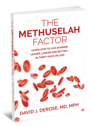 The Methuselah Factor Book