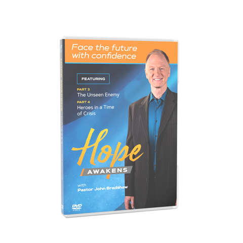 Revelation Today: Hope Awakens DVD Episodes 3 & 4