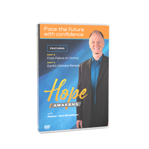 Revelation Today: Hope Awakens DVD Episodes 5 & 6