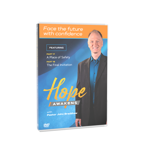 Revelation Today: Hope Awakens DVD Episodes 17 & 18