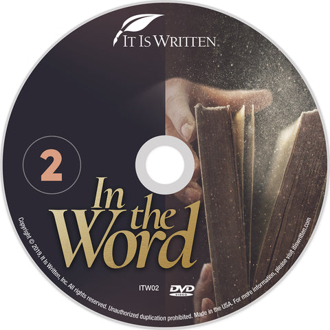 In The Word Volume 2 DVD