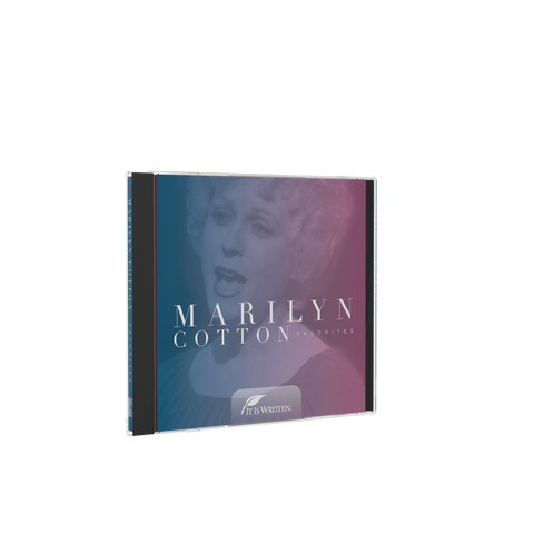 Marilyn Cotton Favorites CD