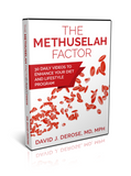 The Methuselah Factor Bundle (Book + 30 Daily Videos + Group Coaching)