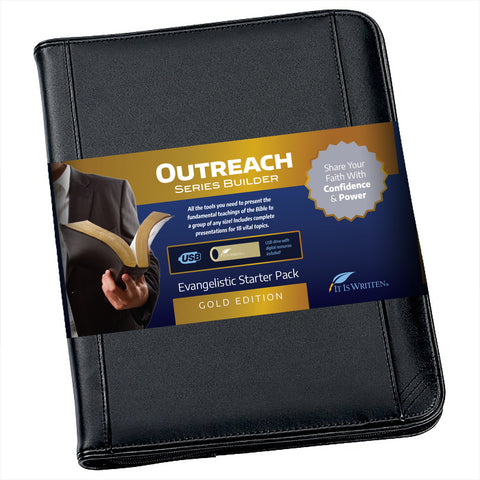 Outreach Series Builder Gold
