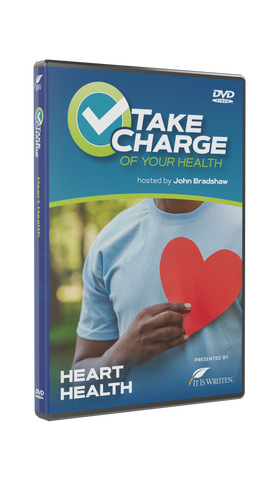Take Charge of Your Health: Heart Health Episode 1 DVD