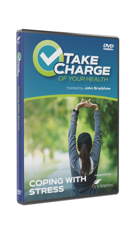 Take Charge of Your Health: Coping With Stress Episode 6 DVD