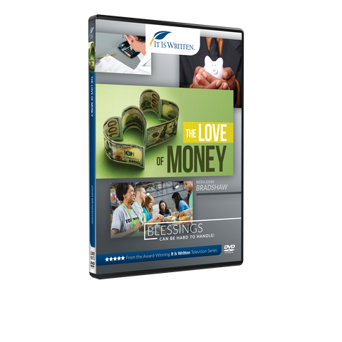 The Love of Money DVD