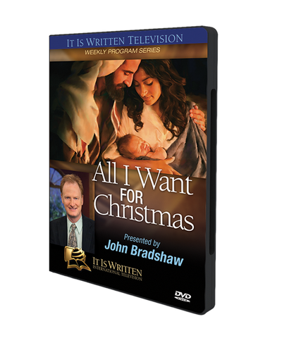 All I Want For Christmas DVD-0