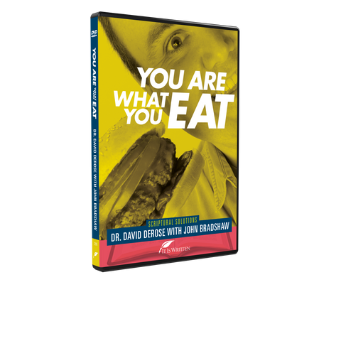 You Are What You Eat DVD-0