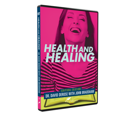 Health and Healing DVD-0