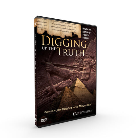 Digging Up the Truth DVD-0