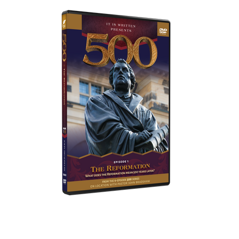 500: Episode 1 DVD-0