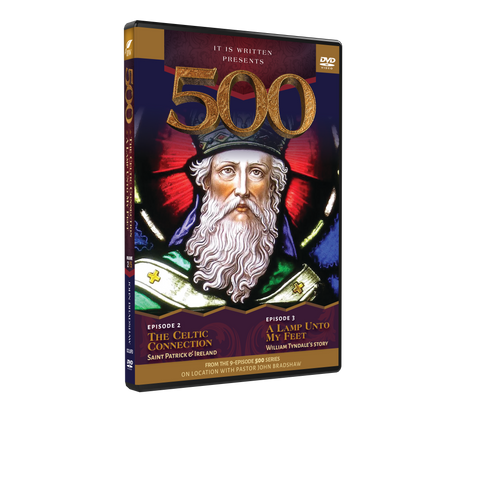500: Episodes 2 and 3 DVD-0