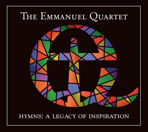 The Emmanuel Quartet - Hymns: A Legacy of Inspiration Audio CD-0
