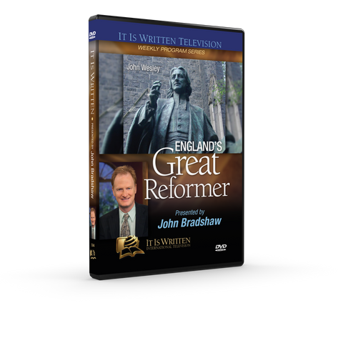 England's Great Reformer/The Morning Star 2-in-1 DVD-0