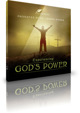 Experiencing God's Power CD-0
