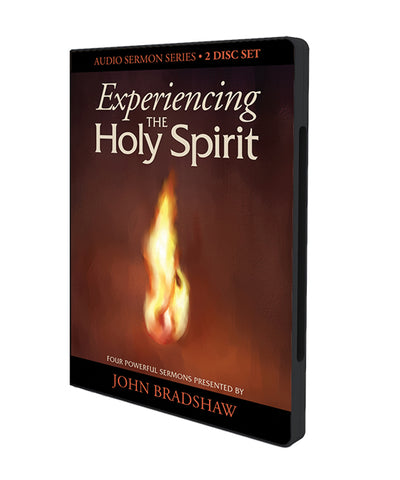 Experiencing the Holy Spirit Audio CD-0