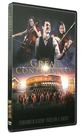 Fountainview Academy: The Great Controversy DVD-0