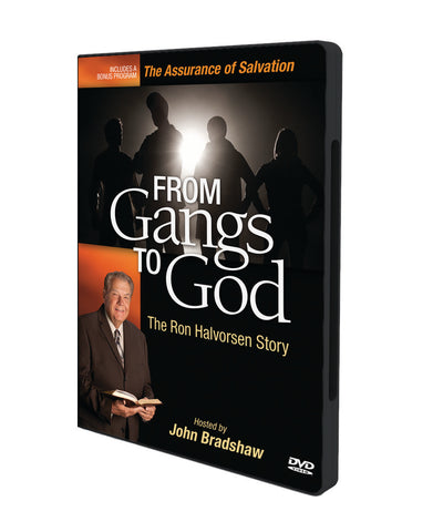 The Assurance of Salvation/From Gangs to God 2-in-1 DVD-0