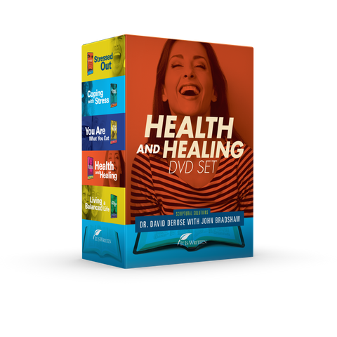 Health and Healing DVD Set-0