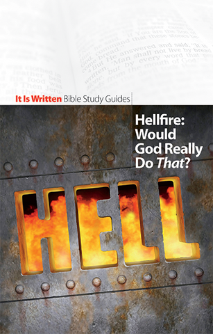 Hellfire: Would God Really Do That? (Bible Study Guide 12)-0