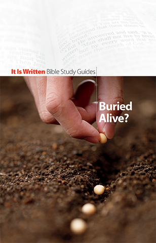 Buried Alive? (Bible Study Guide 14)-0
