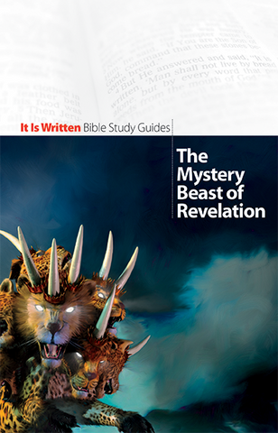 The Mystery Beast of Revelation (Bible Study Guide 18)-0