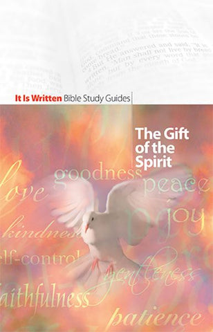 The Gift of the Spirit (Bible Study Guide 25)-0