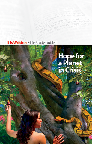 Hope For A Planet In Crisis (Bible Study Guide 4)-0