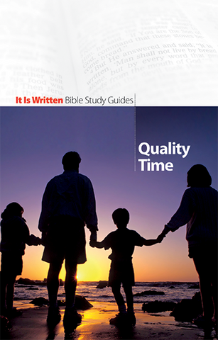 Quality Time (Bible Study Guide 7)-0