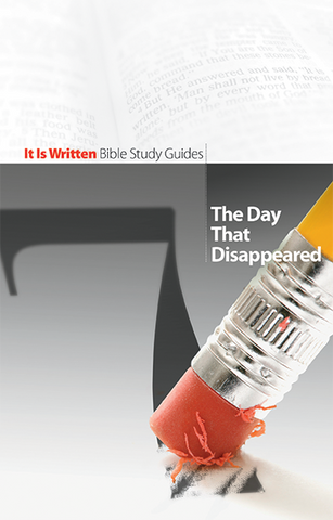 The Day That Disappeared (Bible Study Guide 8)-0