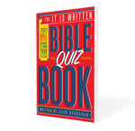 The It Is Written Bible Quiz Book-0