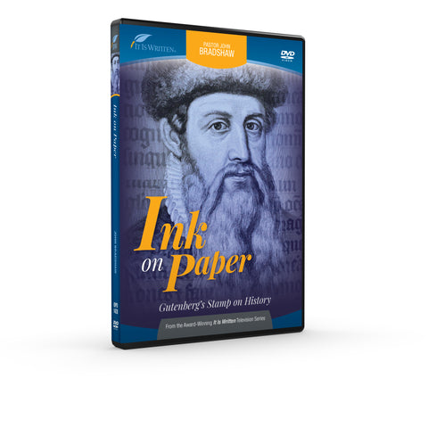 Ink on Paper DVD-0