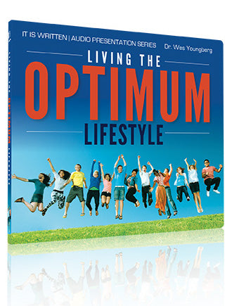 Living the Optimum Lifestyle Audio CD-0