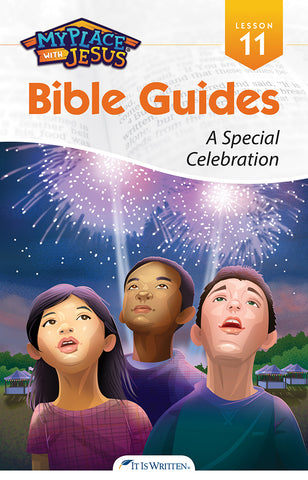 A Special Celebration (My Place with Jesus Guide 11) -0