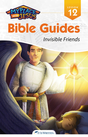 Invisible Friends (My Place with Jesus Guide 12) -0