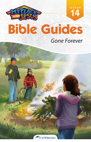 Gone Forever (My Place with Jesus Guide 14) -0