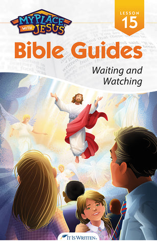 Waiting and Watching (My Place with Jesus Guide 15) -0