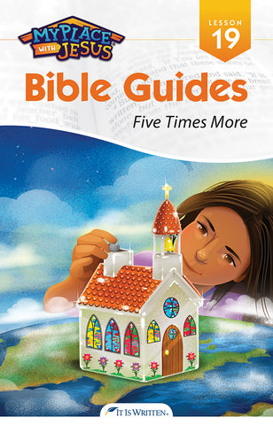 Five Times More (My Place with Jesus Guide 19) -0