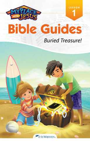 Buried Treasure (My Place with Jesus Guide 1) -0
