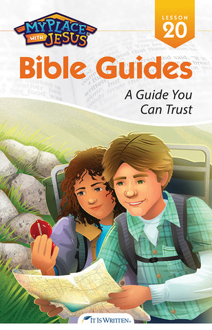 A Guide You Can Trust (My Place with Jesus Guide 20) -0