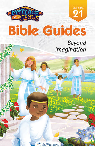 Beyond Imagination (My Place with Jesus Guide 21) -0