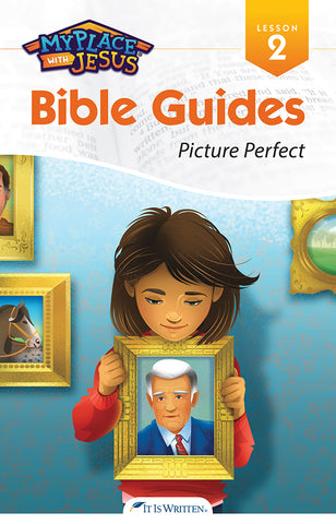 Picture Perfect (My Place with Jesus Guide 2) -0