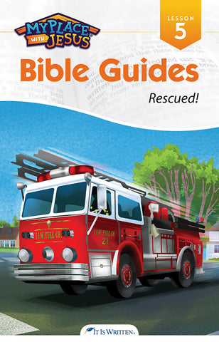 Rescued! (My Place with Jesus Guide 5) -0