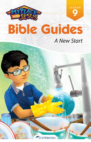 A New Start (My Place with Jesus Guide 9) -0