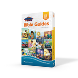 My Place With Jesus Bible Guide Set-0