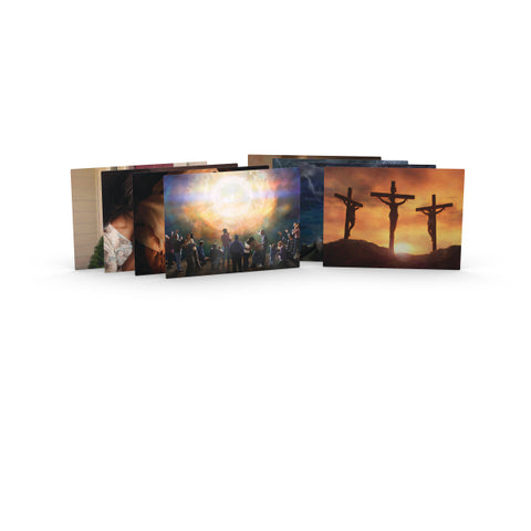 Inspirational Postcard - Variety Pack of 50-0